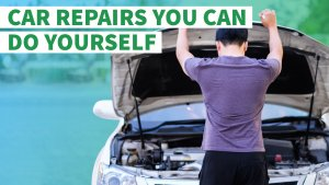 6 Car Repairs You Can (Really) Do Yourself