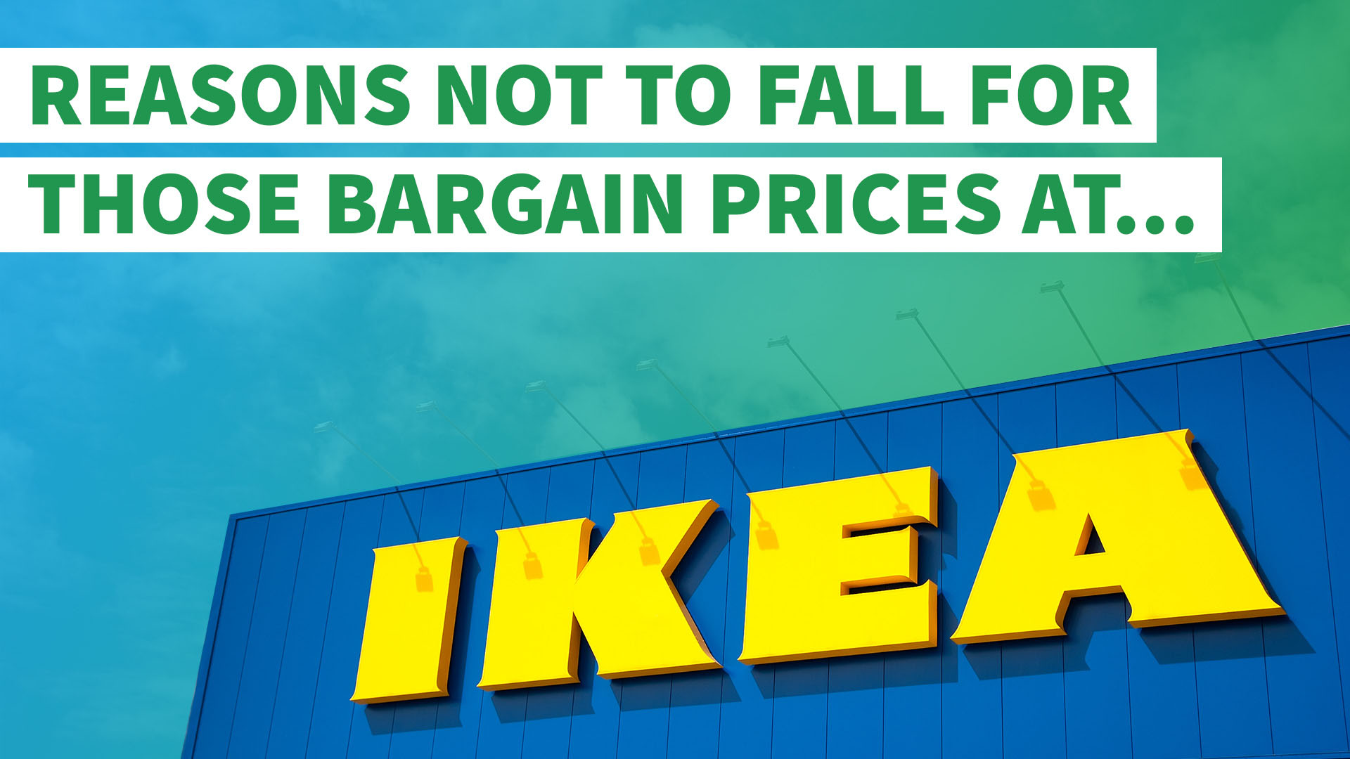 Ikea Business Ufficio : Reasons not to fall for those bargain prices at ikea gobankingrates