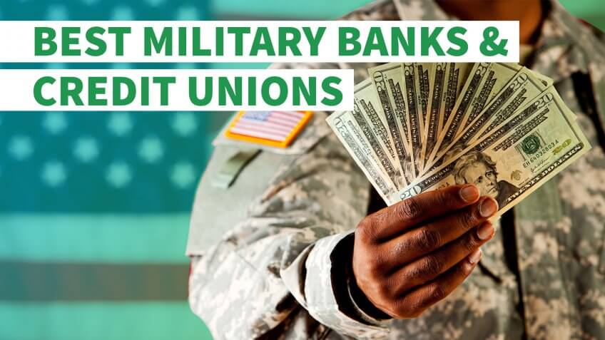 10 Best Military Banks and Credit Unions of 2017
