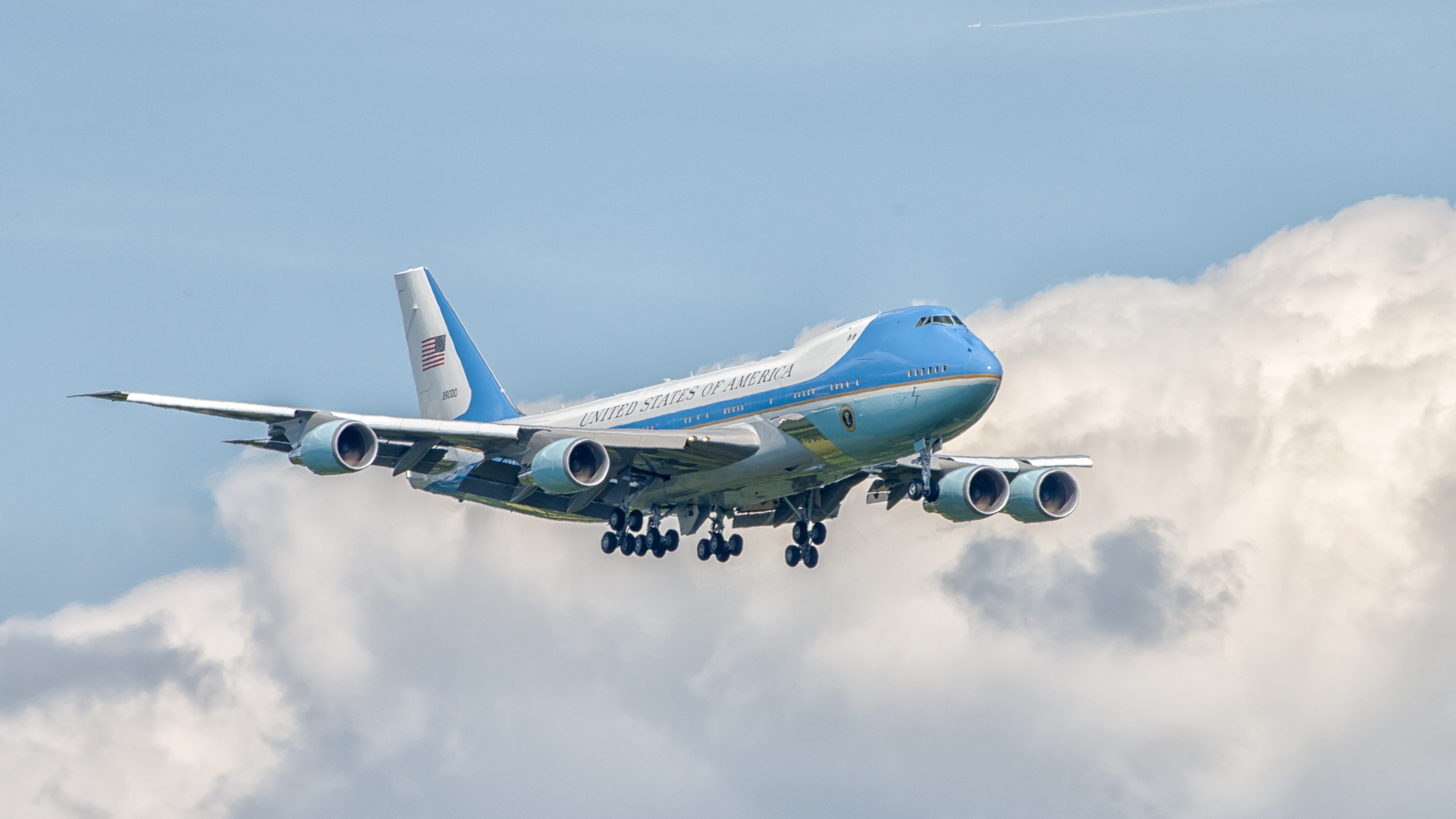The Cost To Operate and Maintain Air Force One