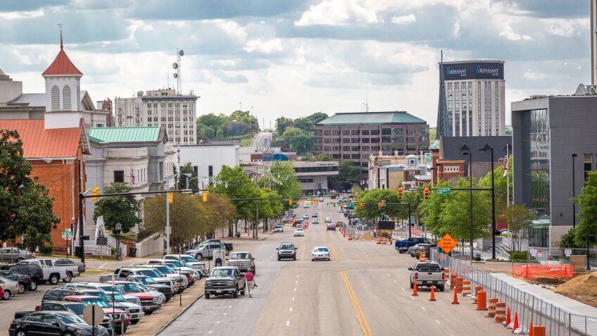Alabama Auto Loan Rates