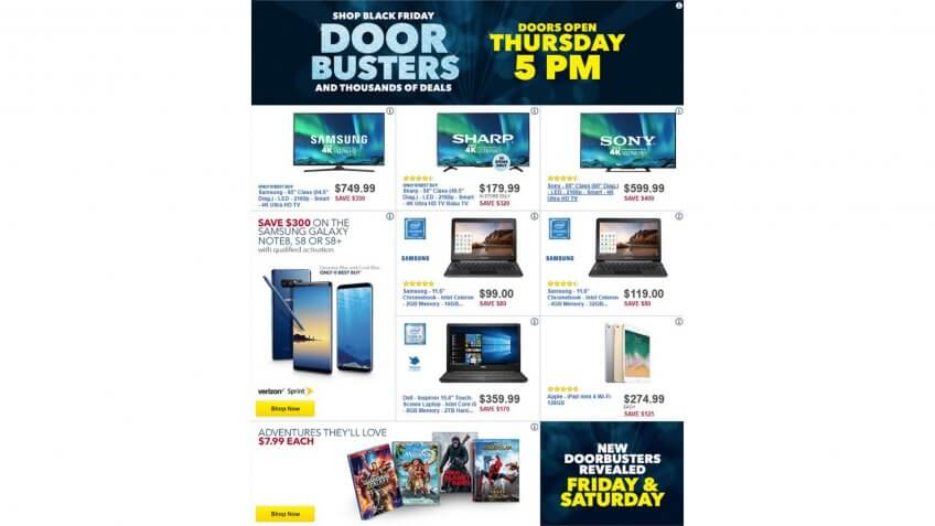 Best Black Friday Ads From Kohls Rite Aid And More Gobankingrates