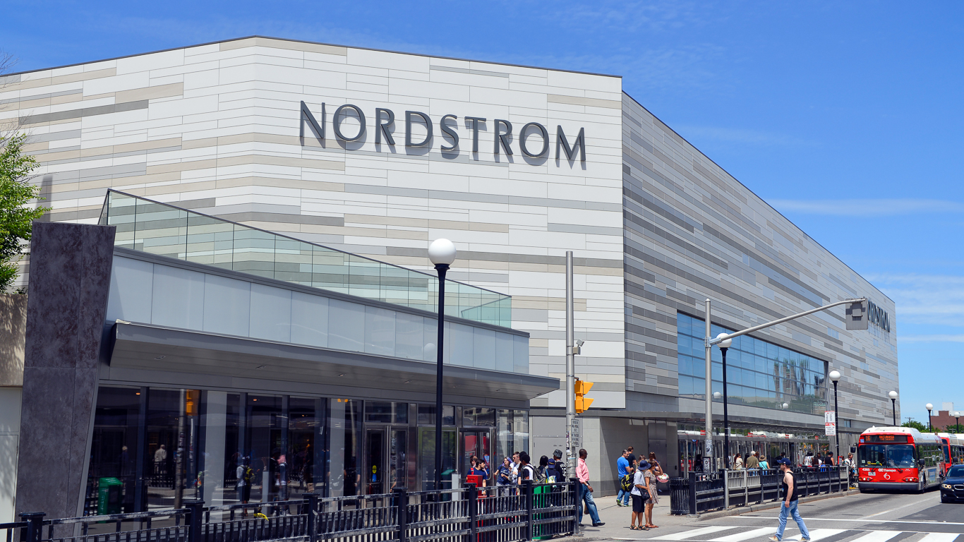 QM, YES! Another reason I love Nordstrom. Be warned though that the Rack will only accept returns up to 30 days for all all merchandise, even Nordstrom purchases. So if you need to use the Nordstrom unlimited timeframe policy, you have to go to a regular Nordstrom.