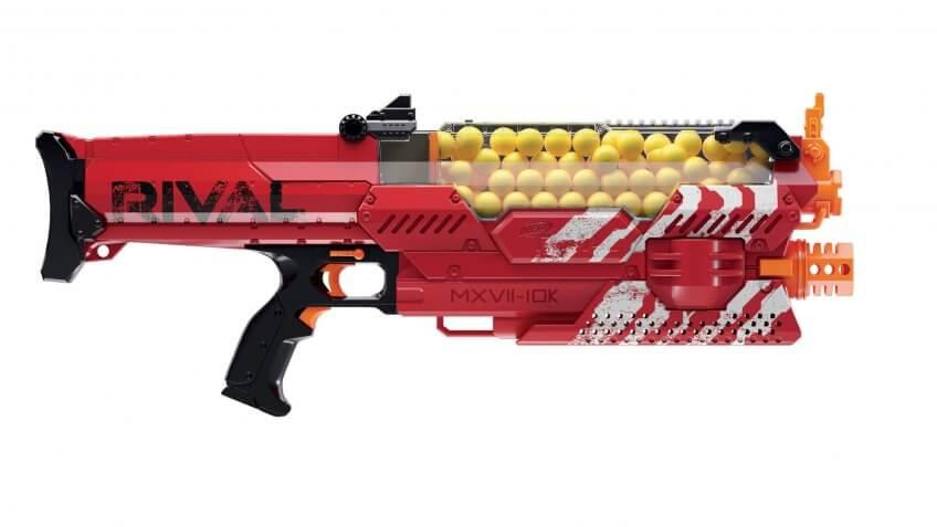 NERF Rival Nemesis MXVII-10K Blaster.