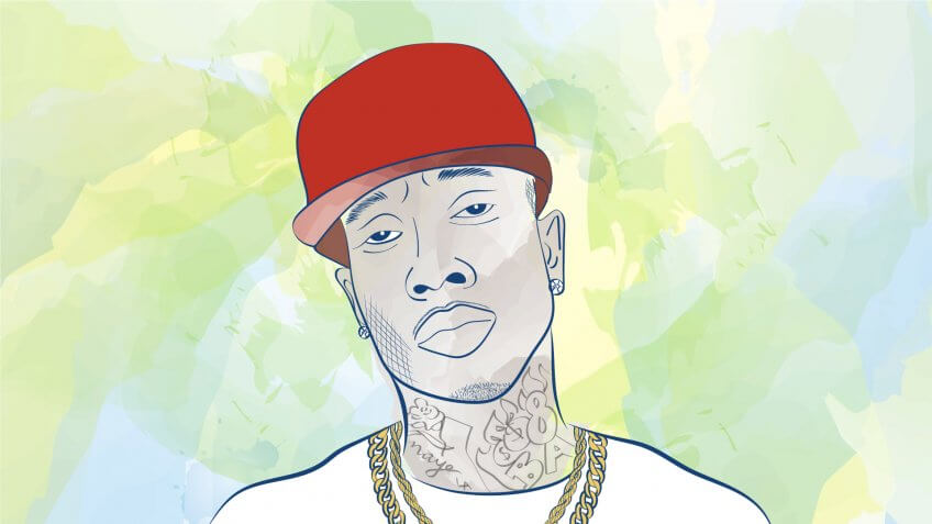 Rapper Tyga's Net Worth and Luxurious Lifestyle