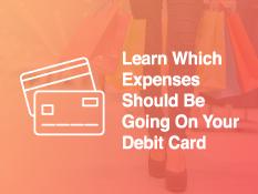 Debit or Credit?