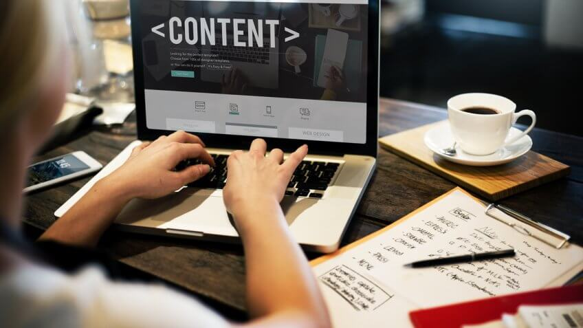 Create Online Content