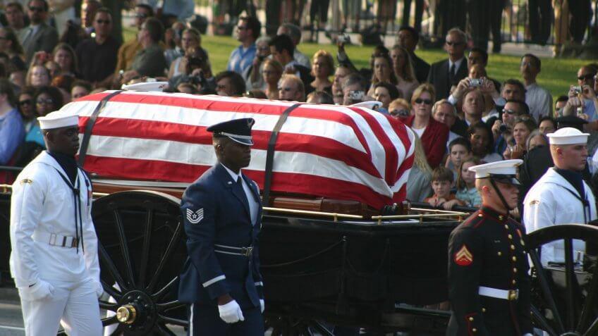 Reagan-funeral
