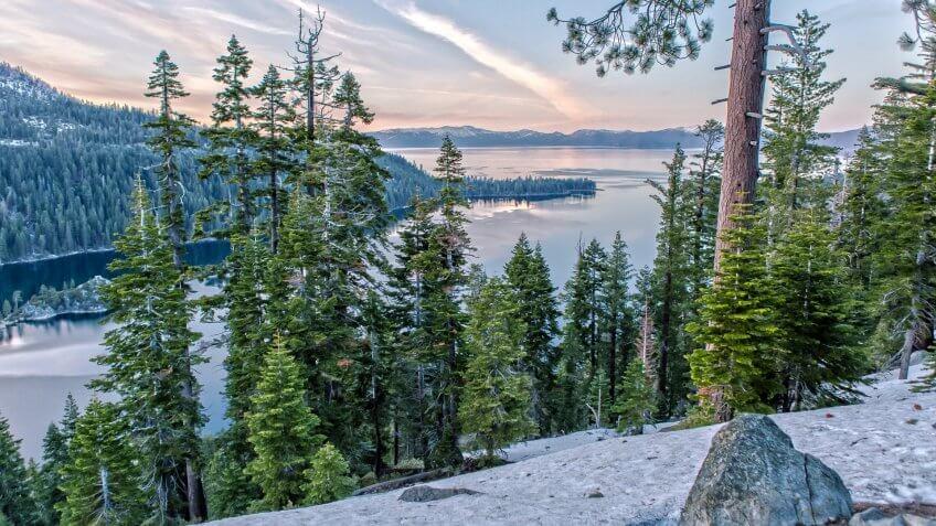 Lake Tahoe, Nev./Calif.
