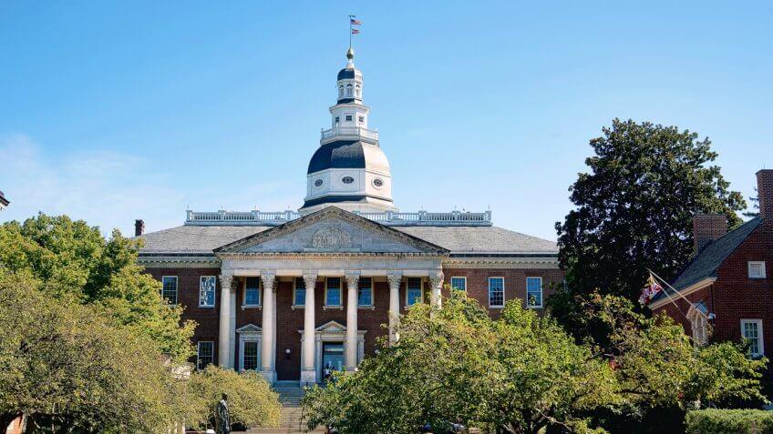 Maryland Auto Loan Rates