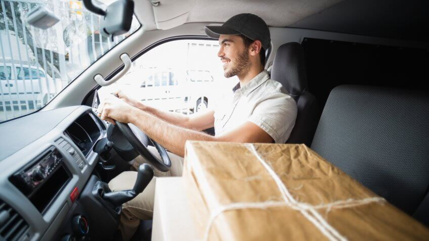 Be a Peer to Peer Delivery Driver