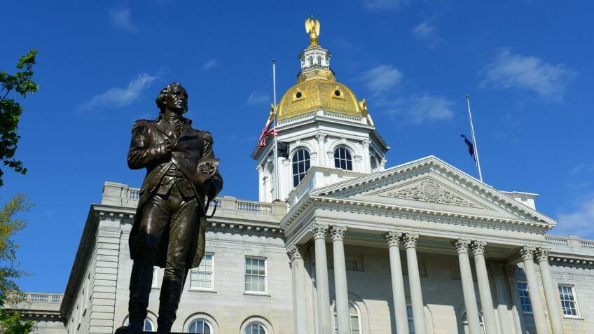 New Hampshire Auto Loan Rates