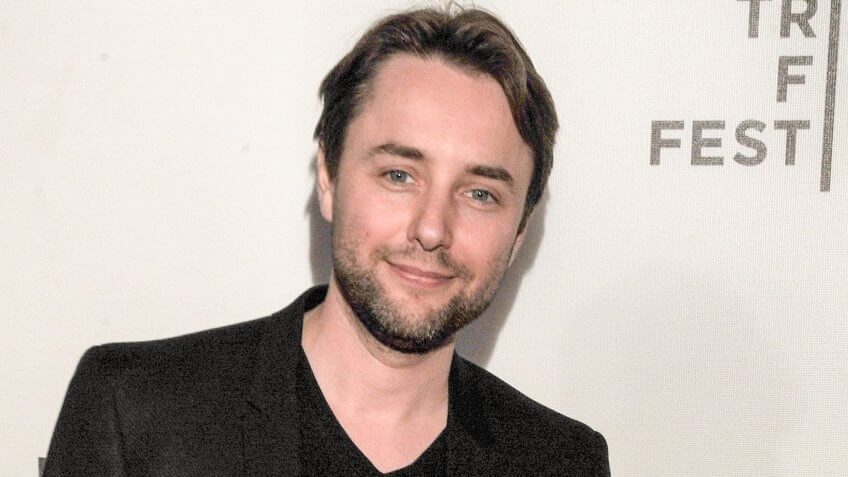 Actor Vincent Kartheiser attends the Tribeca: TV: 'Genius' World Premiere during the 2017 Tribeca Film Festival at BMCC Tribeca PAC on April 20, 2017 in NYC.