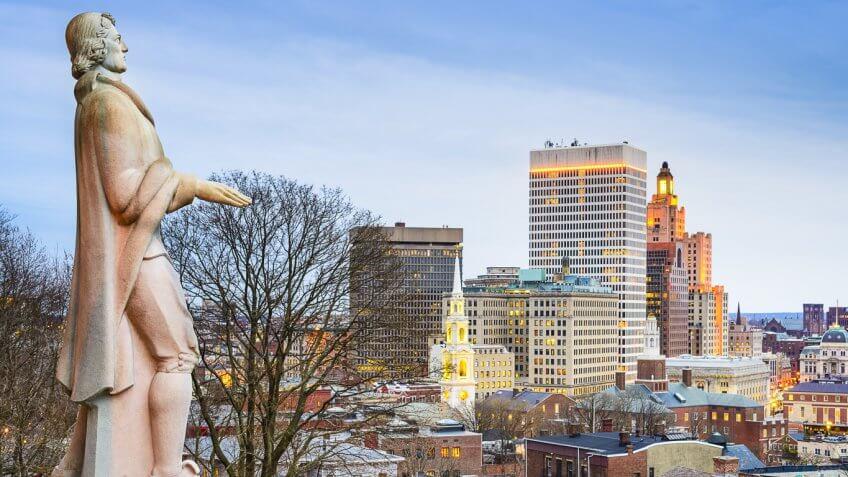 Rhode Island Auto Loan Rates