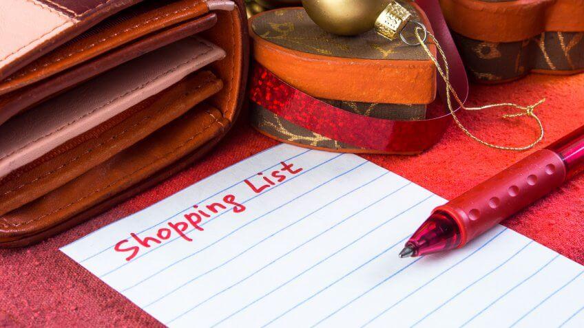 Create a Shopping Budget