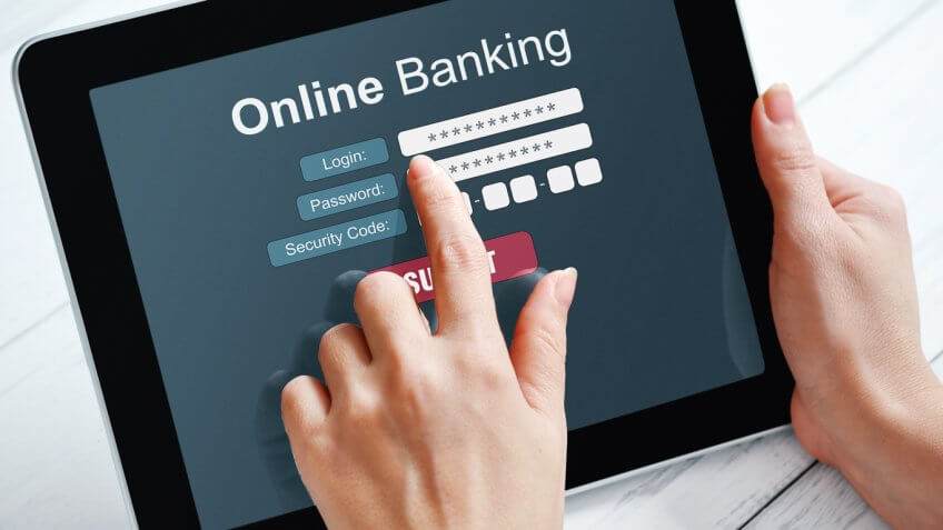 Switch to an Online Bank Account