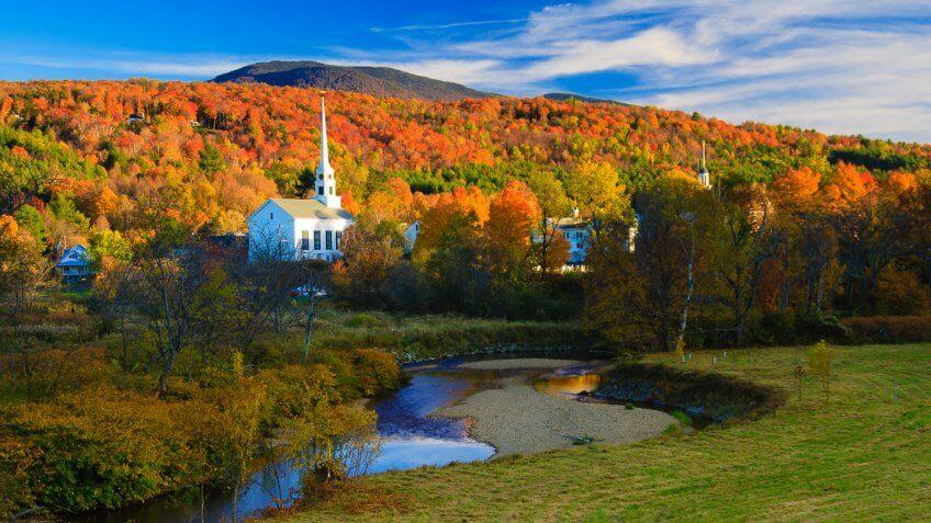 Vermont Auto Loan Rates