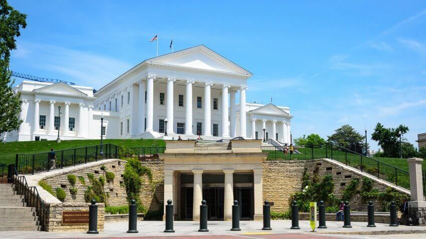 Virginia Auto Loan Rates
