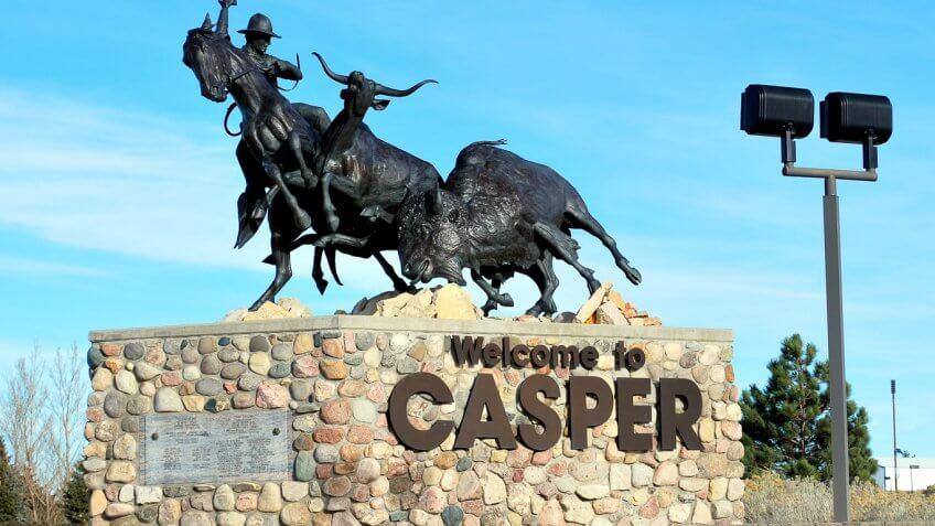 Wyoming Casper