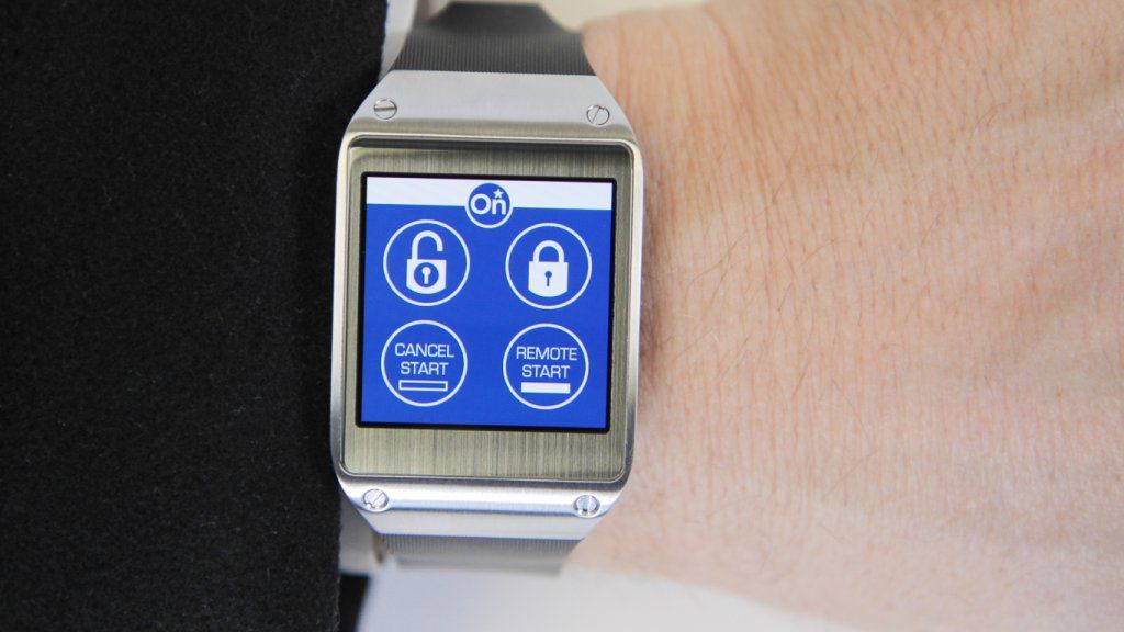 On-Star Smart Watch