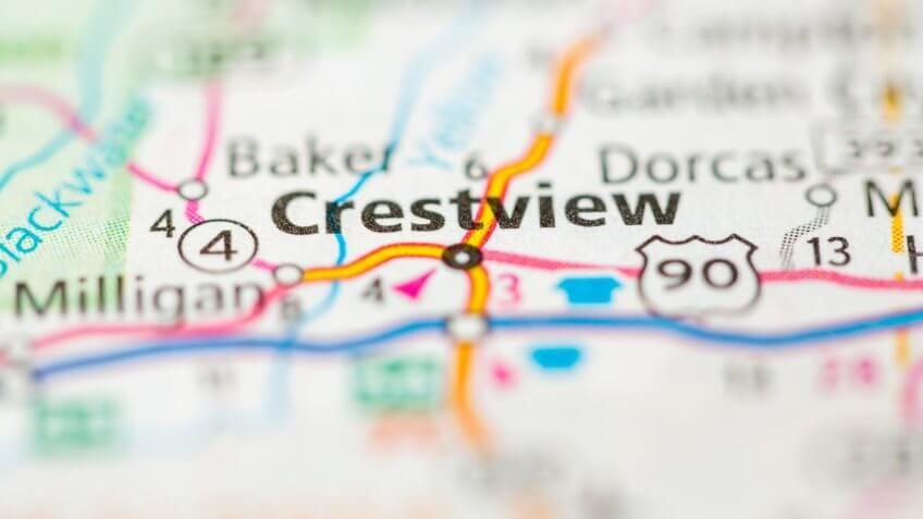 Crestview Florida