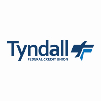 Tyndall FCU logo 2017