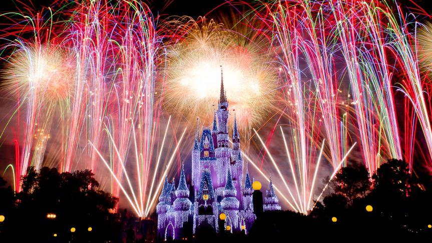 Disney World Fantasy in the Sky, Orland-Florida