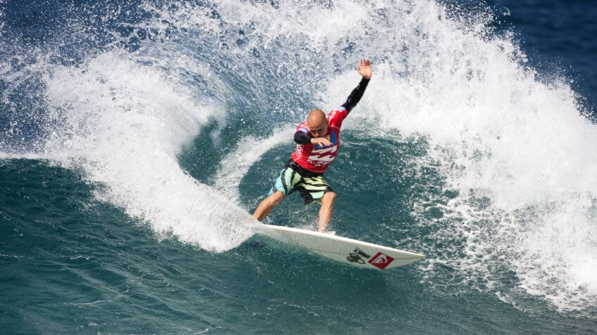 Surfing's Highest-Paid Athletes of All Time