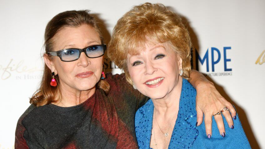 Debbie Reynolds Dead at 84: A Look at Her Glamorous Life, Career and Fortune