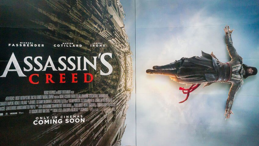 Who Is the Wealthiest Cast Member in the 'Assassin's Creed' Movie?