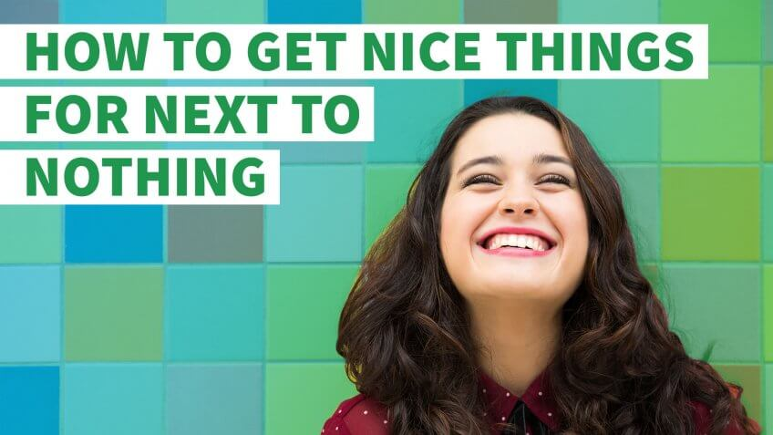 Deals on Deals: How to Get Nice Things for Next to Nothing