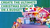 How to Create the Ultimate Christmas Display on a Shoestring Budget