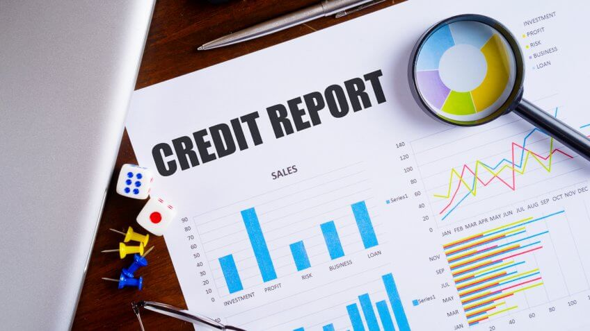Before anything investigate credit reports and monitoring