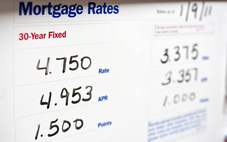 Interest and Mortgage Rates Might Rise'''''
