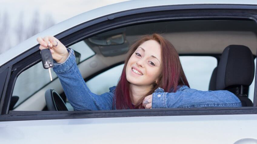 Pick Up Teen Driver Discounts