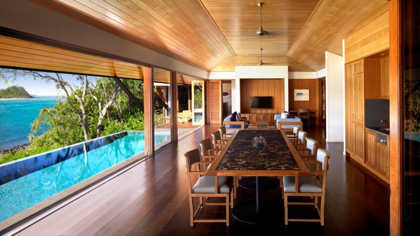 A Great Barrier Reef Beach House