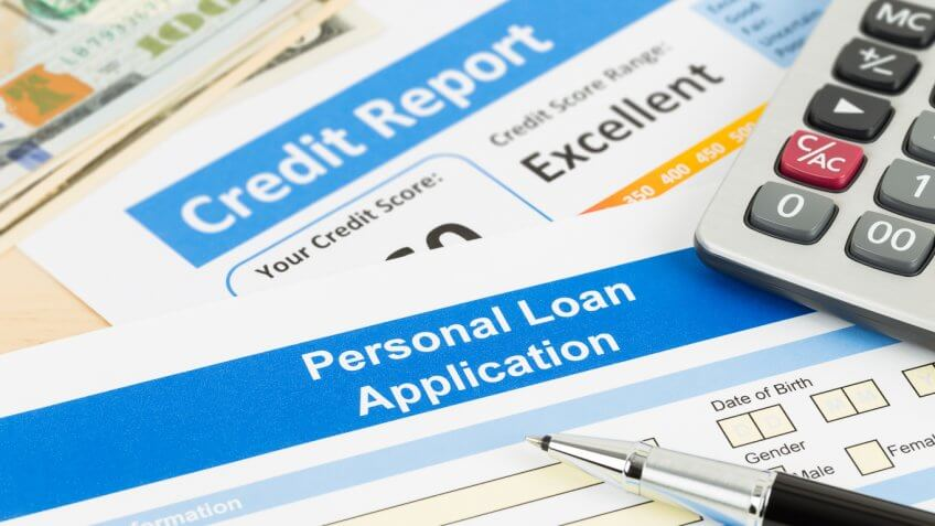 Use a personal loan strategically