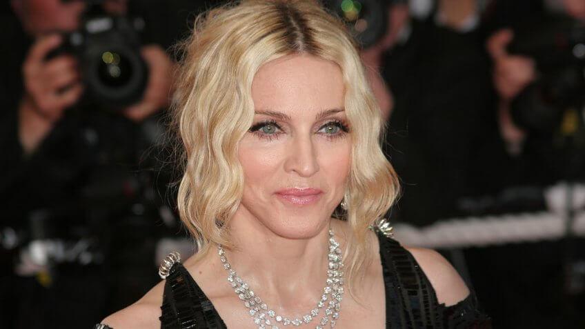 Madonna Net Worth 800 Million