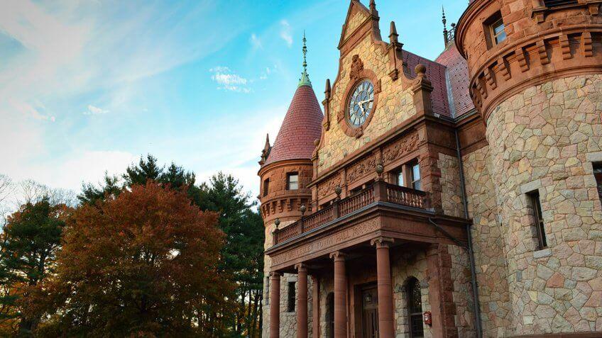 Wellesley Massachusetts