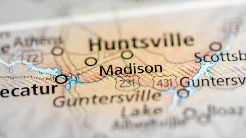 Madison Alabama