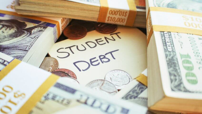 Use student loan repayments to build good credit