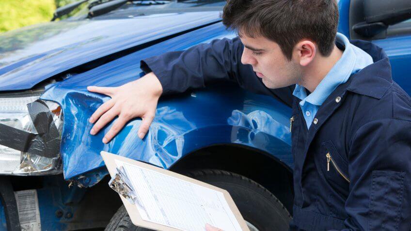 Estimate Repair Costs