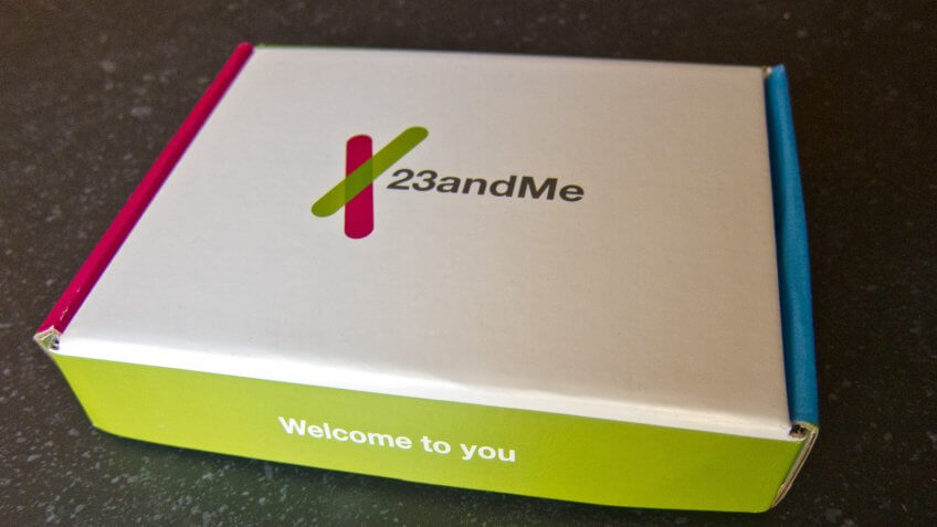 23andMe Personal Genetic Service