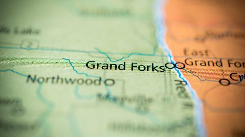 Grand Forks North Dakota