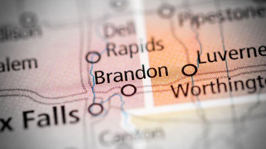 Brandon South Dakota