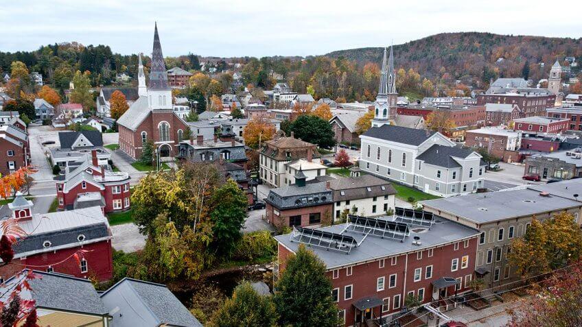 Montpelier Vermont
