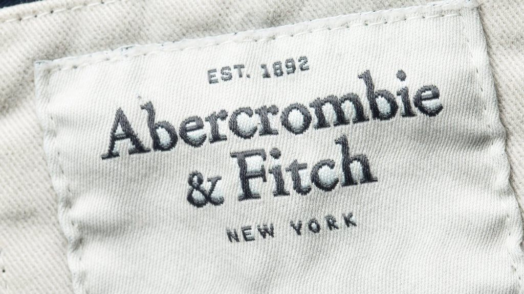 Abercrombie Fitch label