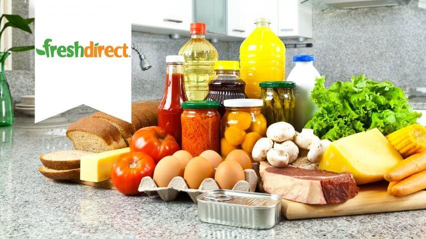 6. FreshDirect
