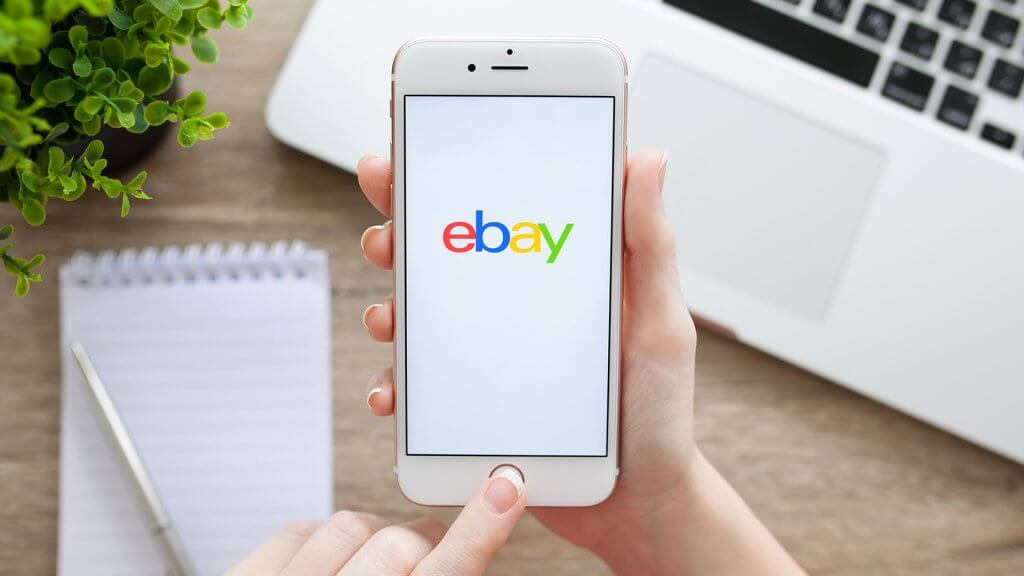 ebay on iphone