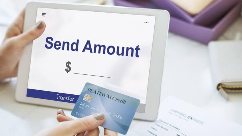 Keep credit balances low